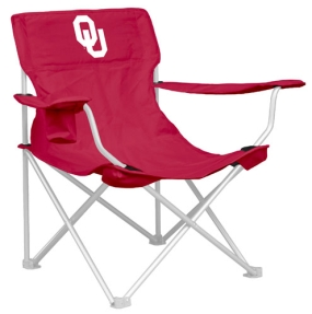 Oklahoma Sooners Tailgating Chair