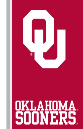 Oklahoma Sooners Ultra Soft Blanket