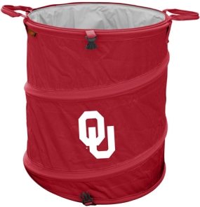 Oklahoma Sooners Trash Can Cooler