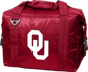 Oklahoma Sooners 12 Pack Cooler
