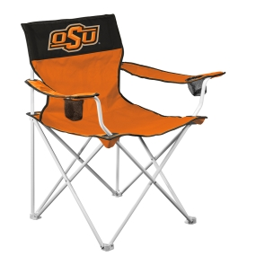 Oklahoma State Cowboys Big Boy Tailgating Chair