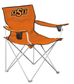 Oklahoma State Cowboys Deluxe Chair