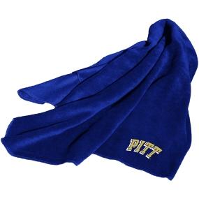 Pittsburgh Panthers Fleece Throw Blanket