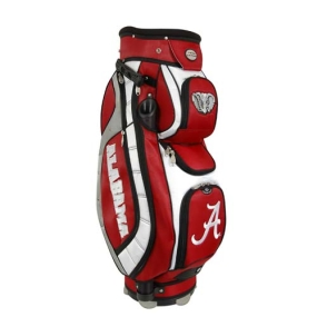 Alabama Crimson Tide Letterman's Club II Cooler Cart Golf Bag