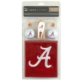 Alabama Crimson Tide Golf Gift Set