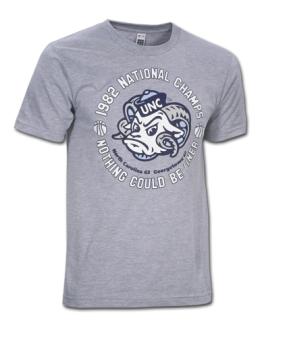 1982 UNC Tar Heels Vintage T-shirt