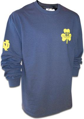 1988 Notre Dame Fighting Irish Vintage T-shirt