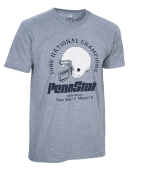 1986 Penn State Nittany Lions Vintage T-shirt