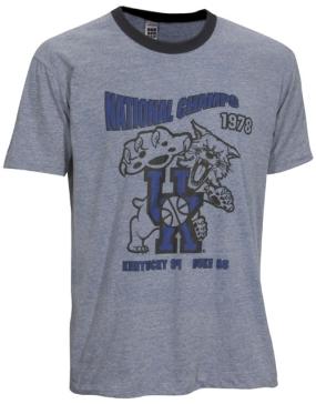 1978 Kentucky Wildcats Vintage T-shirt