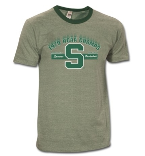 1979 Michigan State Spartans Vintage T-shirt