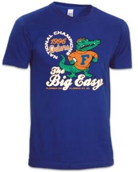 1996 Florida Gators Vintage T-shirt