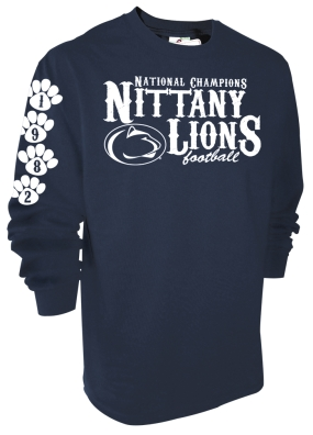 1982 Penn State Nittany Lions Vintage T-shirt