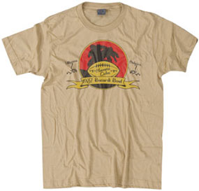 Auburn Tigers 1937 Bacardi Bowl Vintage T-shirt