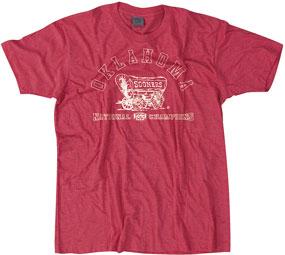 1975 Oklahoma Sooners Vintage T-shirt