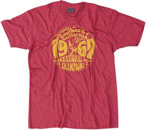 1967 USC Trojans Vintage T-shirt