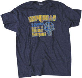 1977 Marquette Golden Eagles Vintage T-shirt