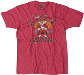 1990 UNLV Runnin Rebels Vintage T-shirt