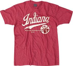 1976 Indiana Hoosiers Vintage T-shirt