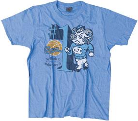 1993 UNC Tar Heels Vintage T-Shirt
