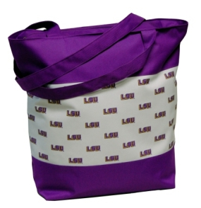 LSU Tigers Campus Tote