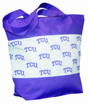 TCU Horned Frogs Campus Tote
