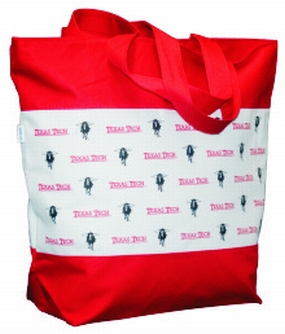 Texas Tech Red Raiders Campus Tote