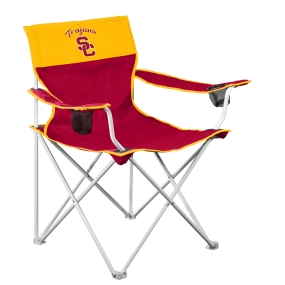 USC Trojans Big Boy Tailgating Chair