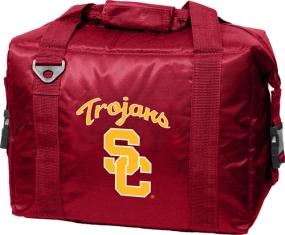 USC Trojans 12 Pack Cooler