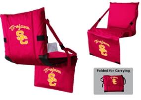 USC Trojans Tri-Fold Stadium Seat