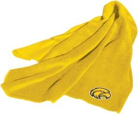 Southern Miss Golden Eagles Fleece Throw Blanket