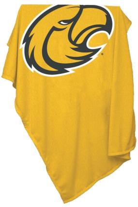 Southern Miss Golden Eagles Sweatshirt Blanket