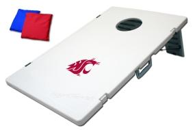 Washington State Cougars Tailgate Toss 2.0 Beanbag Game