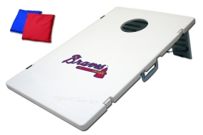 Atlanta Braves Tailgate Toss 2.0 Beanbag Game
