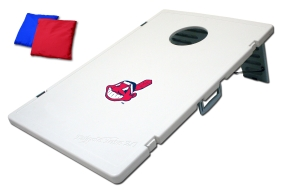Cleveland Indians Tailgate Toss 2.0 Beanbag Game