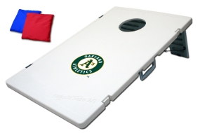 Oakland Athletics Tailgate Toss 2.0 Beanbag Game