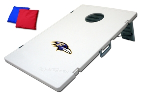 Baltimore Ravens Tailgate Toss 2.0 Beanbag Game