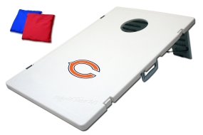Chicago Bears Tailgate Toss 2.0 Beanbag Game