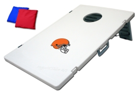 Cleveland Browns Tailgate Toss 2.0 Beanbag Game