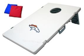 Denver Broncos Tailgate Toss 2.0 Beanbag Game