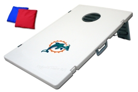 Miami Dolphins Tailgate Toss 2.0 Beanbag Game