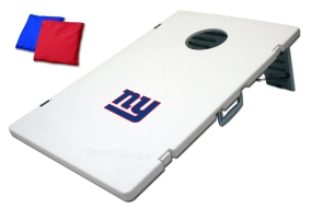 New York Giants Tailgate Toss 2.0 Beanbag Game