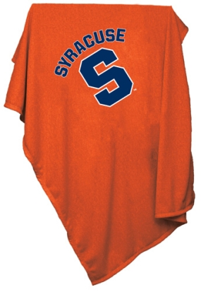 Syracuse Orange Sweatshirt Blanket