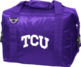 TCU Horned Frogs 12 Pack Cooler