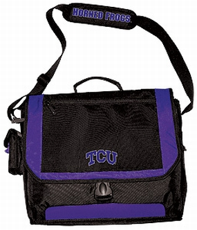 TCU Horned Frogs Commuter Bag