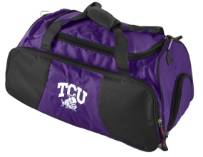 TCU Horned Frogs Gym Bag