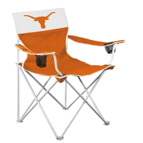 Texas Longhorns Big Boy Tailgating Chair
