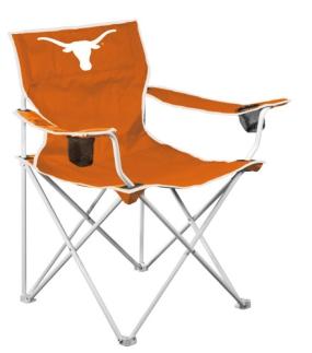 Texas Longhorns Deluxe Chair