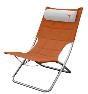 Texas Longhorns Lounger Chair