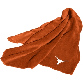 Texas Longhorns Fleece Throw Blanket