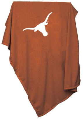 Texas Longhorns Sweatshirt Blanket